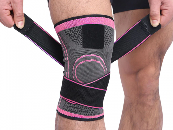 Breathable Professional Knee Brace  5