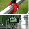 Flexible Octopus Mini Tripod With Bluetooth