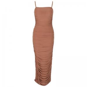 Elegant Bodycon Maxi Dress  3
